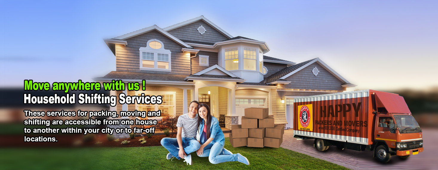 Household Shifting Services Pune